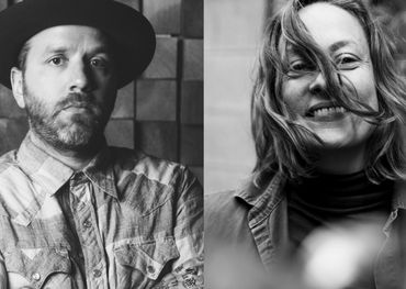 Dallas Green and Sarah Harmer: Photos Alysse Gafkjen, Vanessa Heins