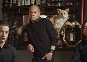 Danko Jones, official promo shot