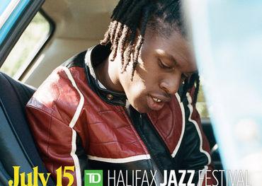 Daniel Caesar headlining Halifax Jazz Fest