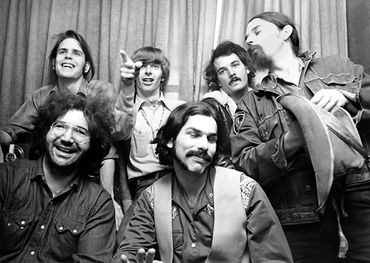 Early edition of Grateful Dead