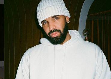 Drake via Instagram. Pic credit: Jacko Graves