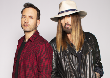 Dallas Smith and Billy Ray Cyrus   Photo: Global