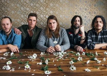 Promo shot for The Glorious Sons