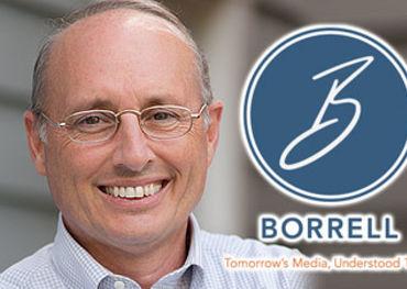 Media & advertising consultant Gordon Borrell