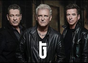 Glass Tiger publicity shot