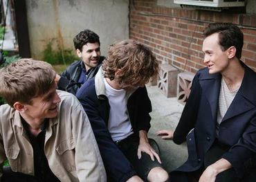 Ought  Photo: Jenna Ledger