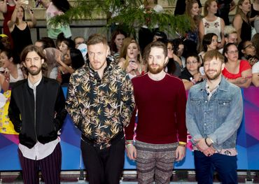 Imagine Dragons at this year's MMVAs