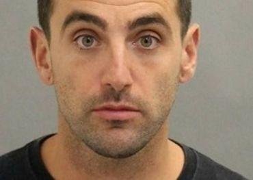 Jacob Hoggard police mugshot
