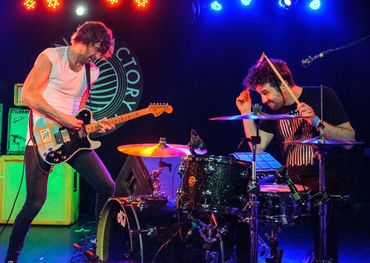 Japandroids are blisteringly hot on radio right now!