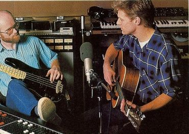 Jim and Bryan, many moons ago