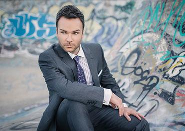 Joshua Hopkins  Photo: IMG, Simon Pauly