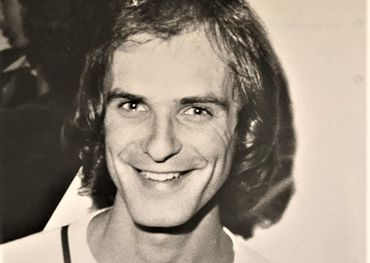 A 21-year-old Kim Mitchell, just prior to forming Max Webster. Pic: Instagram