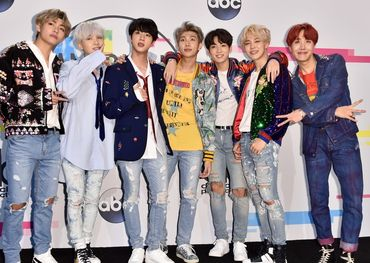 K-pop band BTS Scores First No. 1 With New Album