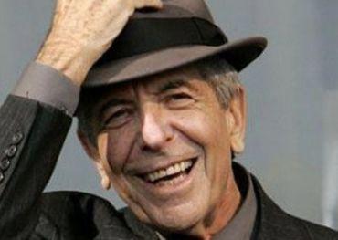Leonard doffs his hat.