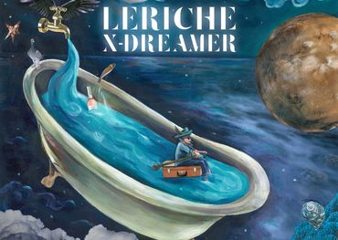 LeRiche album graphic