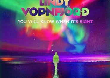 Lindy Vopnfjord album cover