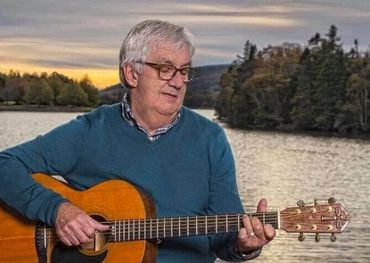 Slaight Music Unsung Hero Award winner Donnie Campbell
