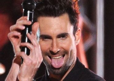 Adam Levine as appearing in Maroon 5's latest song video