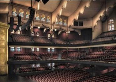 The Allan Slaight Auditorium, Massey Hall. Rendering courtesy of Massey Hall / KPMB Architects
