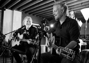Randy and Tal Bachman  Photo The Strombo Show