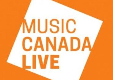 Music Canada Live logo