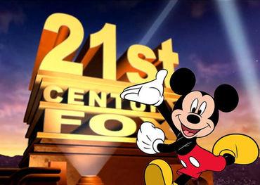 Credit: 21st Century Fox / Walt Disney Company