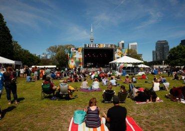 Field Trip Toronto music festival