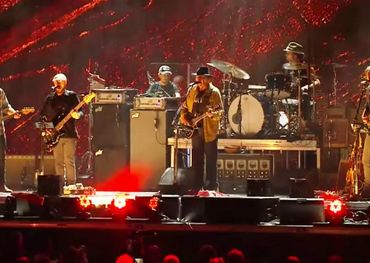 Neil Young, Farm Aid, Promise + The Real