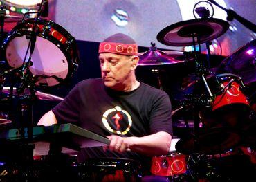 Neil Peart  Wikipedia photo