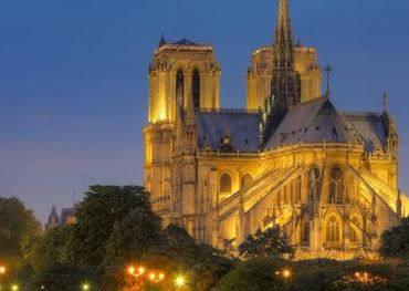 Notre Dame  Facebook photo