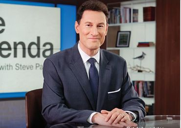 Steve Paikin cleared of an harassment charge.