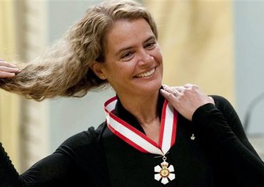 Julie Payette, Canada's 29th Governor General