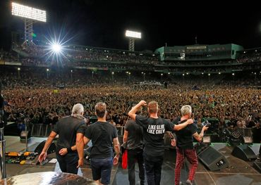 Pearl Jam photo courtesy of band's Facebook page
