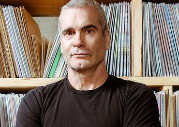Henry Rollins. Pic Danny Llao, LA Weekly