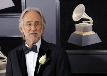 """Portnow said Sunday night that women need to """"step up"""" after only one woman won a major award at the Grammys. (Andrew Kelly/Reuters)"""