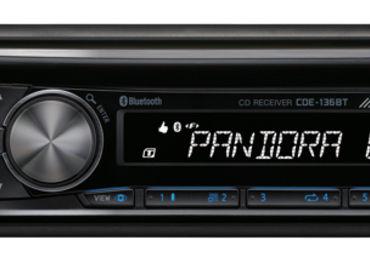 Car radio for streaming