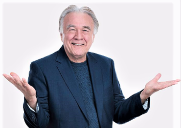 Rick Hodge at retirement. Pic: iHeartRadio