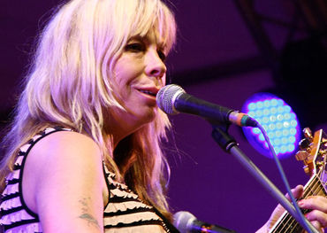 Rickie Lee Jones in concert earlier this year