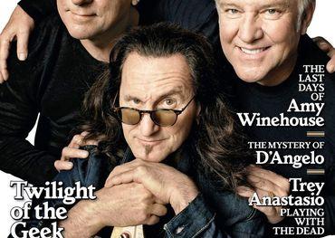 Rush, Rolling Stone magazine
