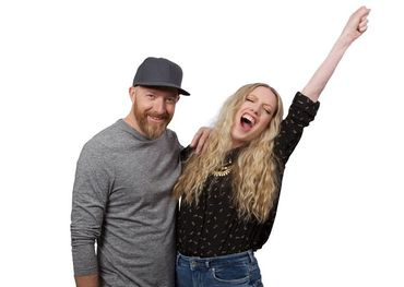 Scott Tucker and Maura Grierson add some energy to Corus's Hamilton FM