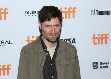 Seth Smith at the TIFF premiere of The Crescent