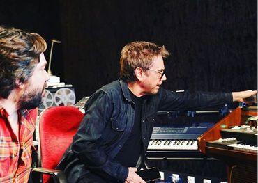 SISAC president and composer, Jean Michel Jarre.