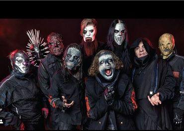 Slipknot. Pic: Instagram