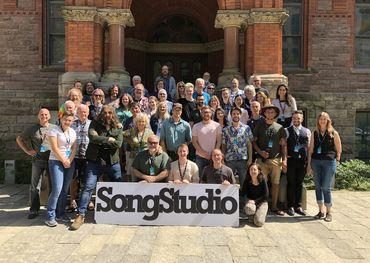 SongStudio cast: Pic: Facebook