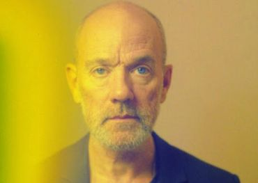 Michael Stipe portrait. Artwork Photo Credit: Sam Taylor-Johnson