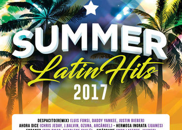 Summer Latin Hits 2017 is this week's #1 Album