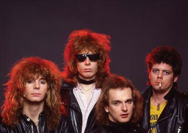Teenage Head  original lineup