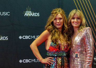 The Lovelocks at the 2018 CCMA Awards