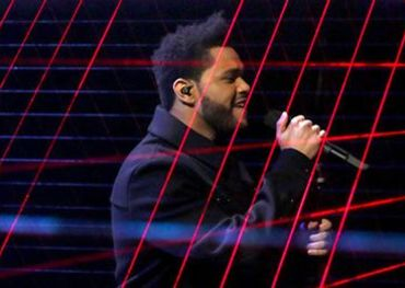 The Weeknd is one of the headliners at the Quebec City Summer Festival