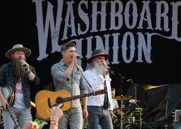 The Washboard Union, Facebook